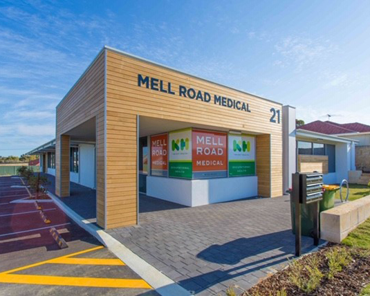 One Mell Road
