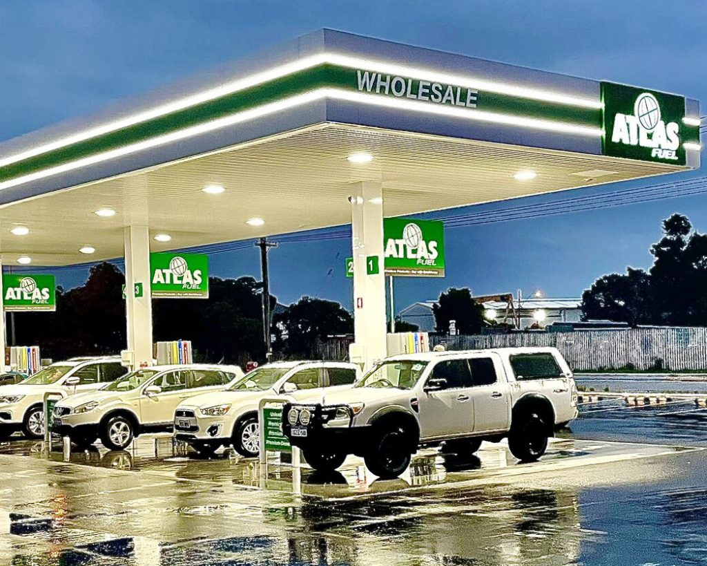 Atlas Fuels