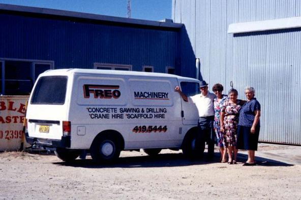 1970's company historical photo